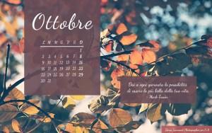 Desktop scaricabili Ottobre 2017
