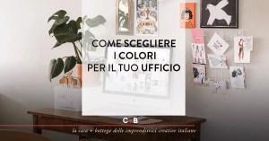 Come scegliere i colori per il tuo ufficio