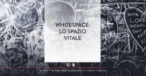 L'importanza dello spazio bianco
