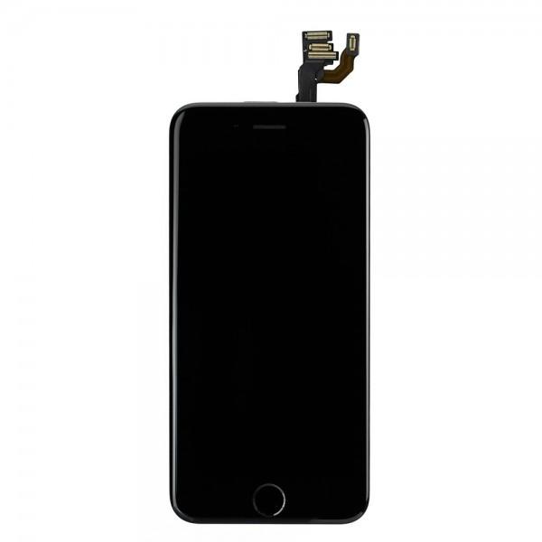 iphone 6 complet premium noir vitre ecran camera avant ecouteur bouton nappe home