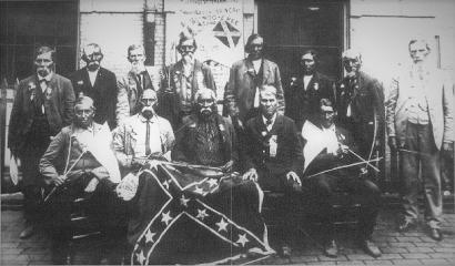 Cherokee Confederates