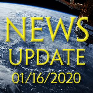 News Update 01/16/2020