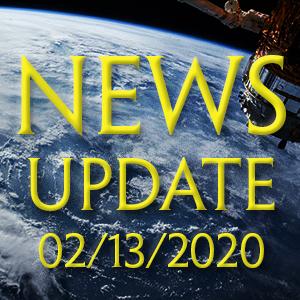 News Update 2/13/2020