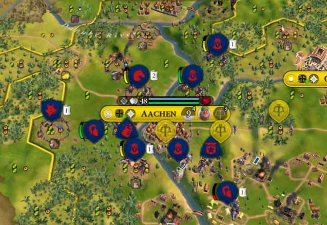 Siege of Aachen