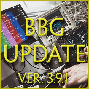 BBG Update 3.9.1
