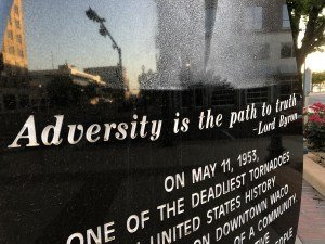 Adversity is the Path to Truth