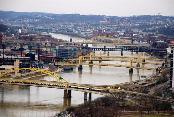 Pittsburgh Bridges 2009