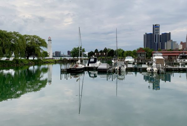 St. Aubin Park, Detroit