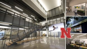 The Arts Facilities at the University of Nebraska