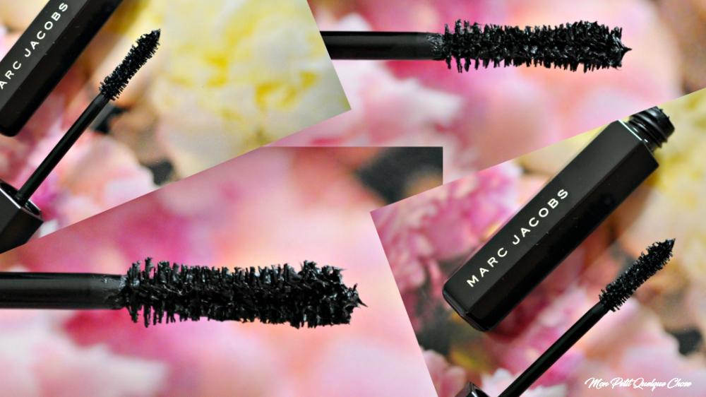 Velvet Noir, le mascara de Marc Jacobs - Mon Petit Quelque Chose