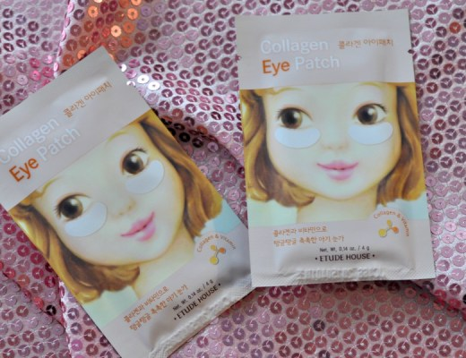 Collagen Eye Patch D'Etude House - Mon Petit Quelque Chose
