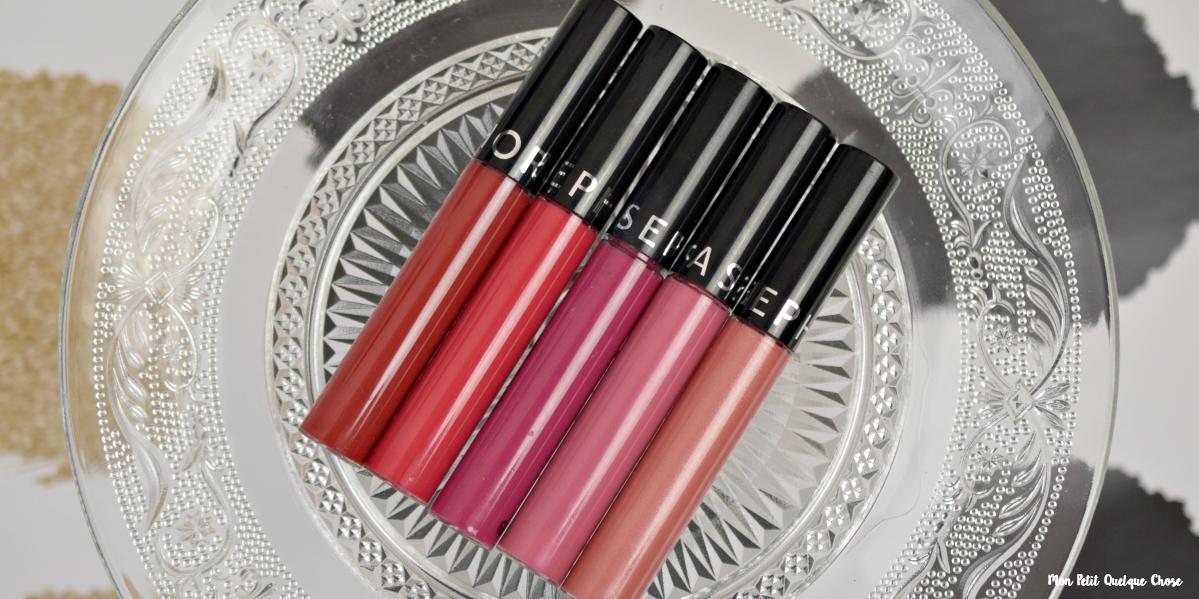 Rouge Velouté Sans Transfert de Sephora!