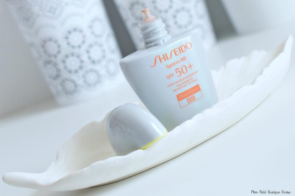 La Sports BB SPF 50 de Shiseido - Mon Petit Quelque Chose