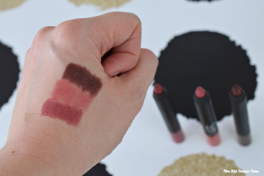 Velvet Matte Lip Pencils de Nars : Les nouvelles teintes! - Mon Petit Quelque Chose