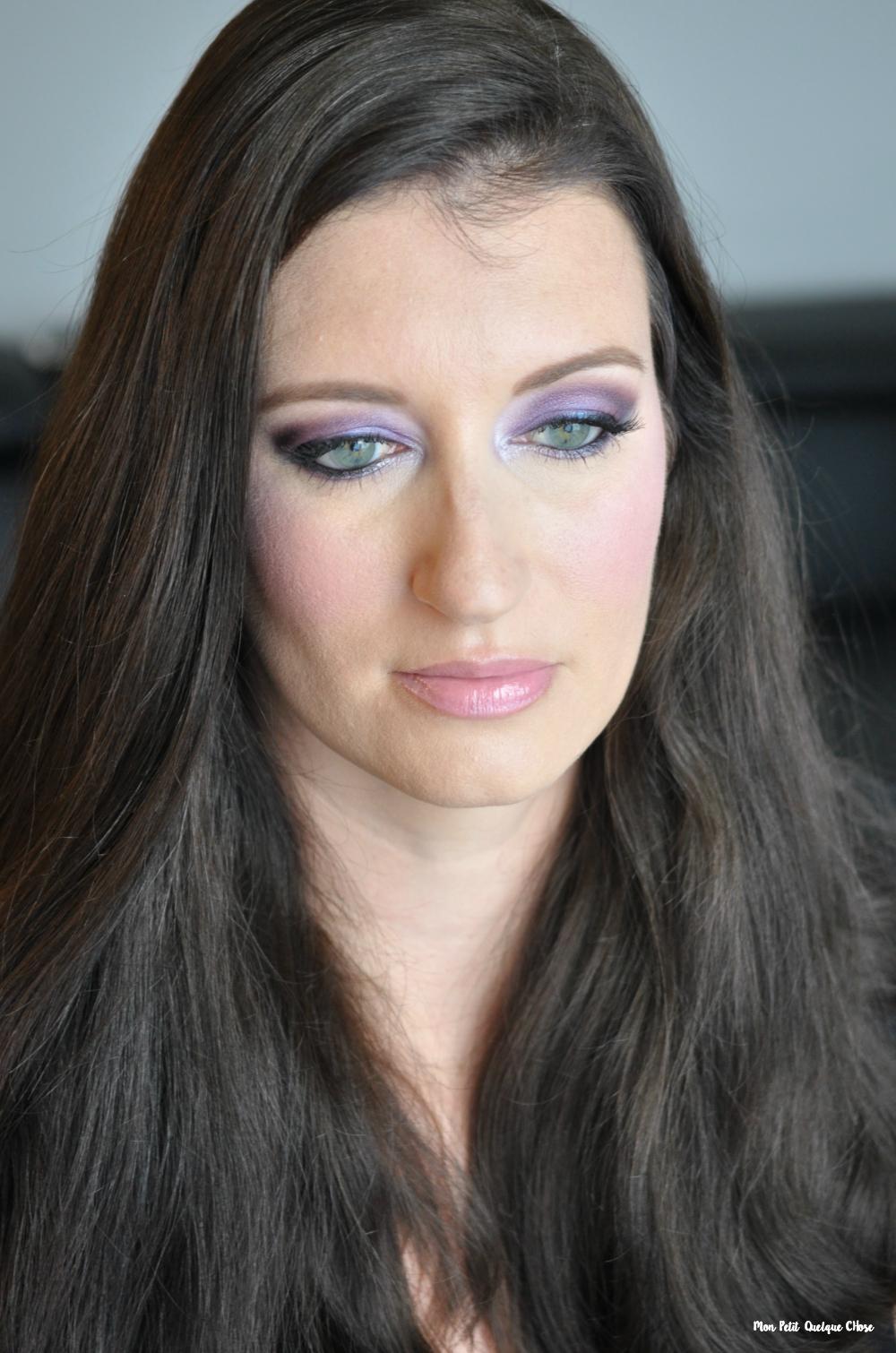 Un look Violet Électrique, MSC - Mon Petit Quelque Chose