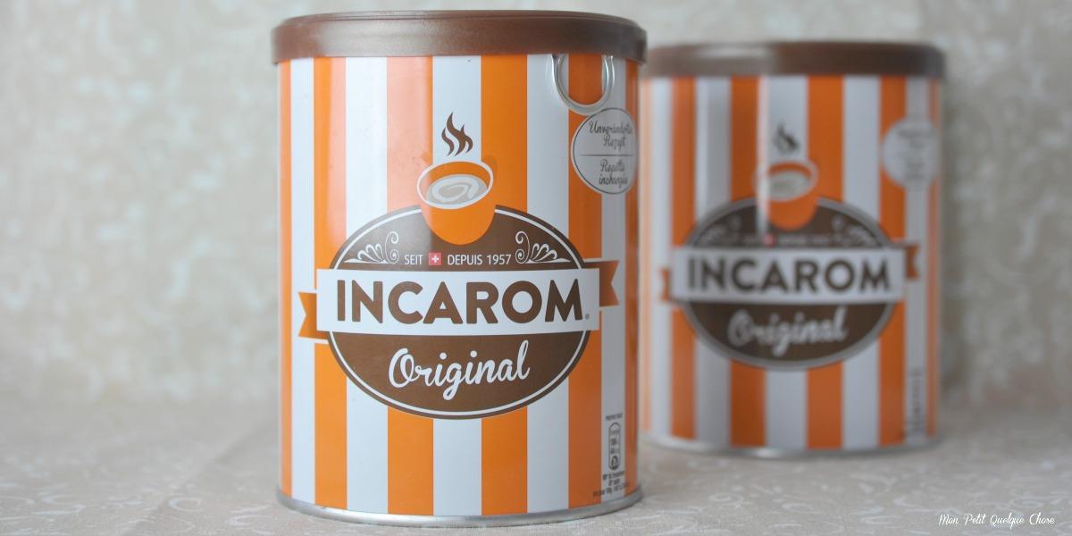 Et un jour, j'ai découvert Incarom!