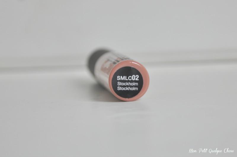 Soft Matte Lip Cream de NYX en teinte Stockholm, Mon Petit Quelque Chose