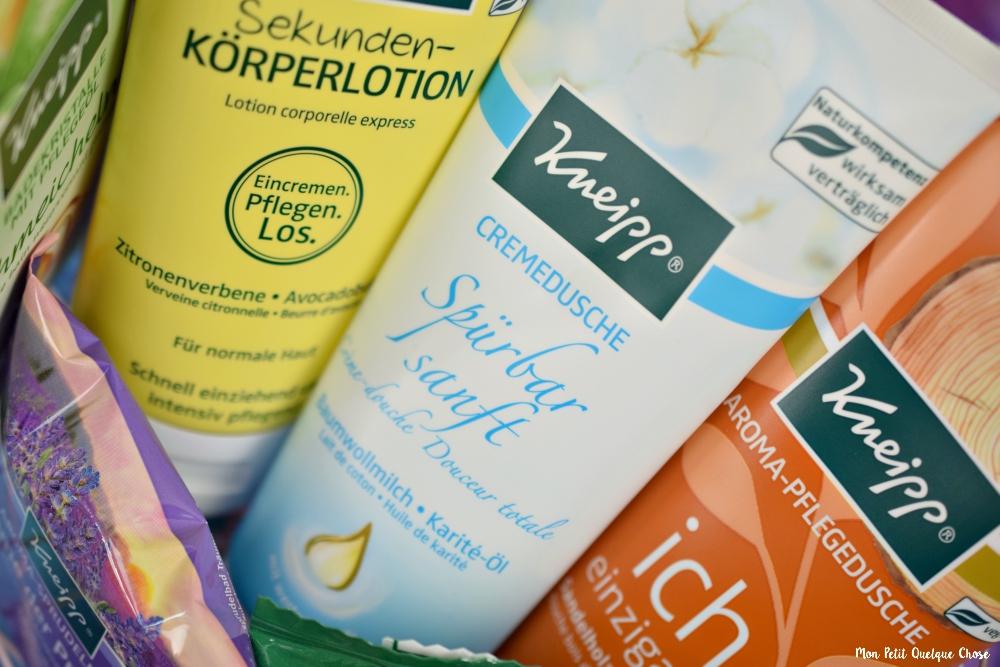 Kneipp : les nouveautés printanières - Mon Petit Quelque Chose