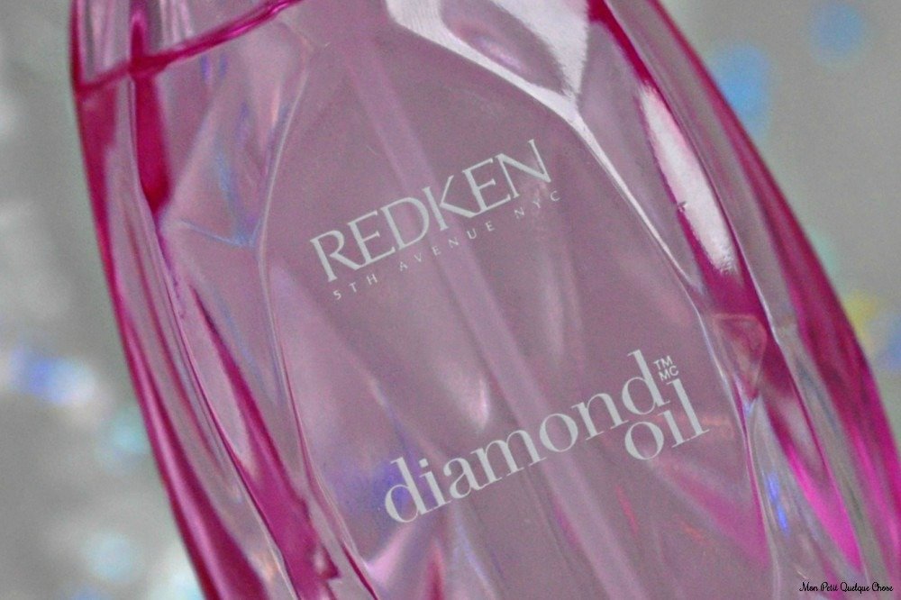 Diamond Oil Glow Dry de Redken ou le brushing professionnel à domicile! - Mon Petit Quelque Chose