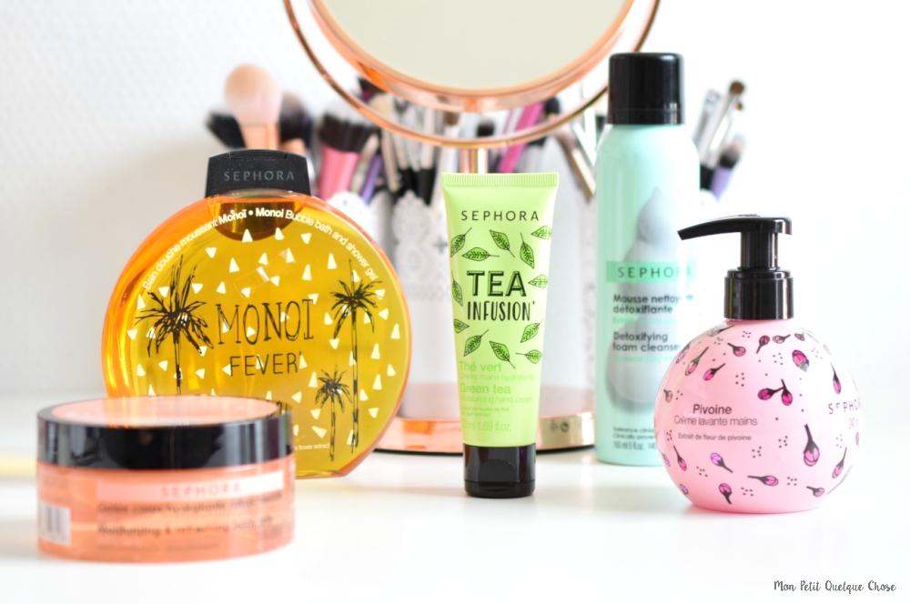 Les nouveautés Sephora - Été 2017 - Mon Petit Quelque Chose