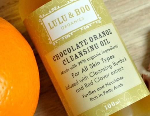 Lulu & Boo, La Chocolate Orange Cleansing Oil - Mon Petit Quelque Chose
