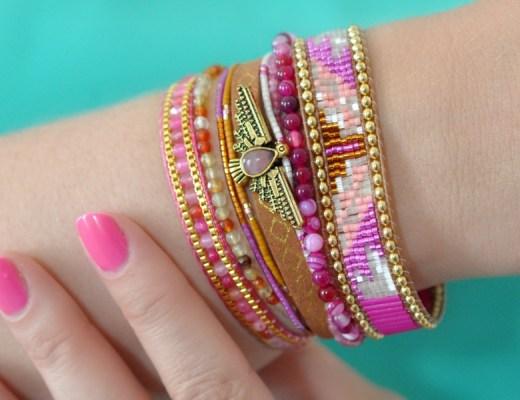 Les Beaux Bracelets Hipanema! - Mon Petit Quelque Chose