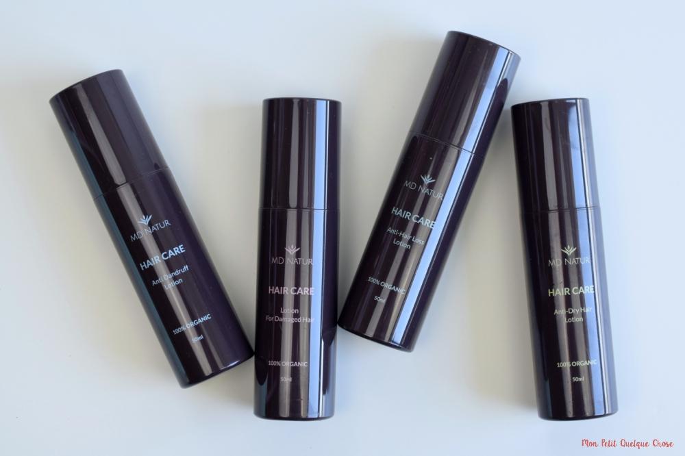 MD Natur de Phibio : les huiles de soins capillaires suisses - Mon Petit Quelque Chose