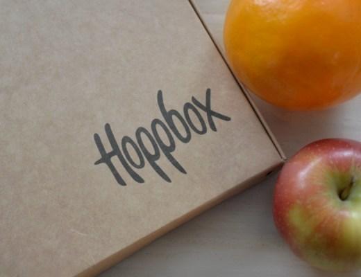 La Hoppbox, les encas parfaits! - Mon Petit Quelque Chose