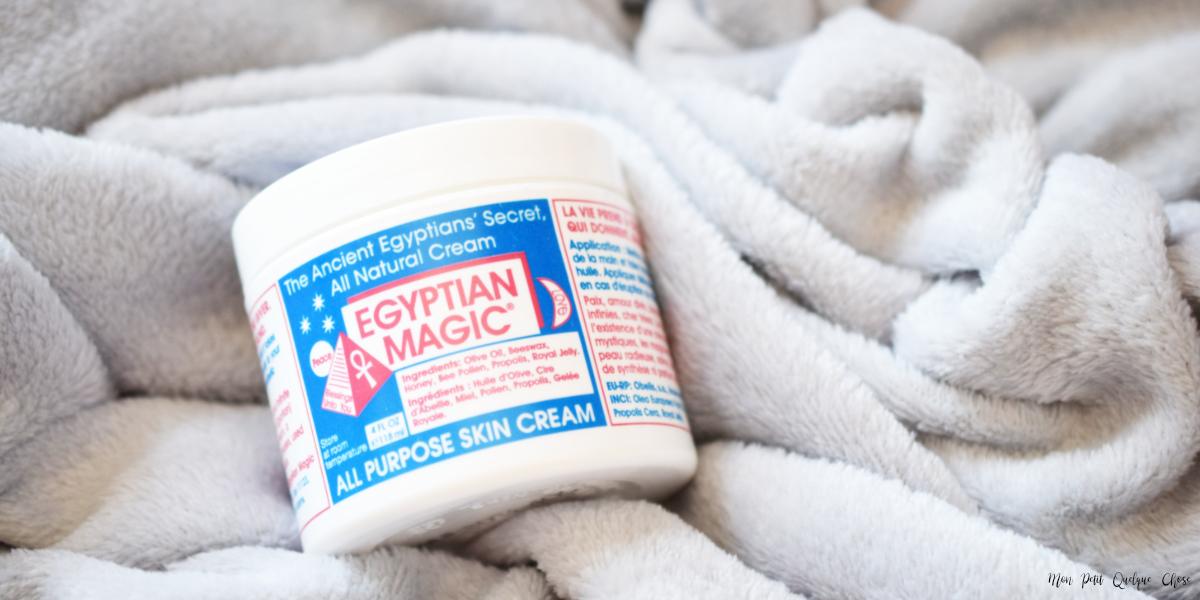 Egyptian Magic, le soin qui fait tout?
