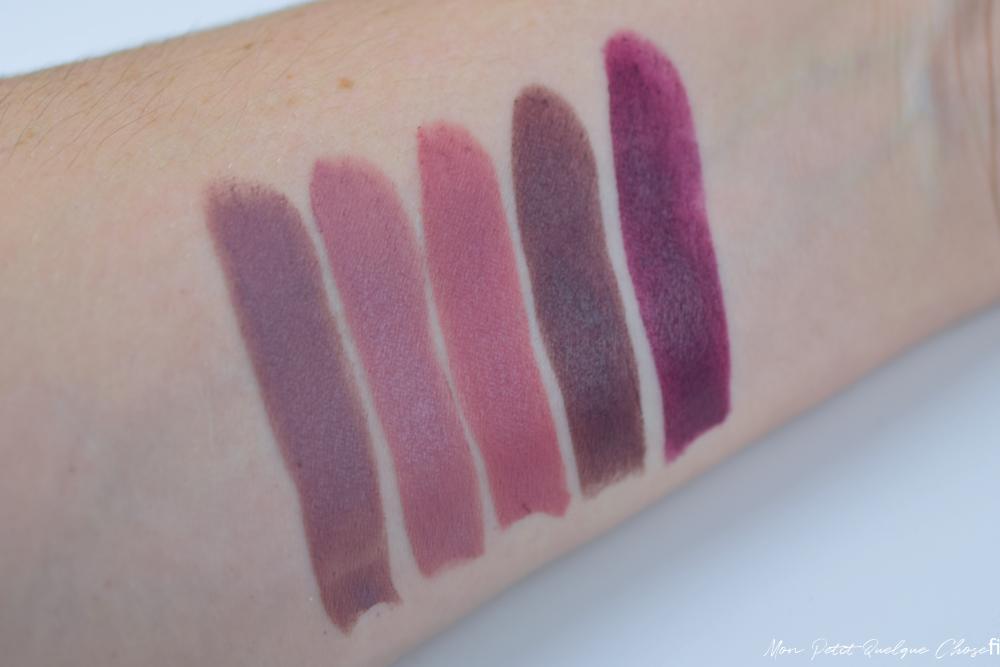 Rouge Velvet The Lipstick de Bourjois : les Teintes d'Automne - Mon Petit Quelque Chose