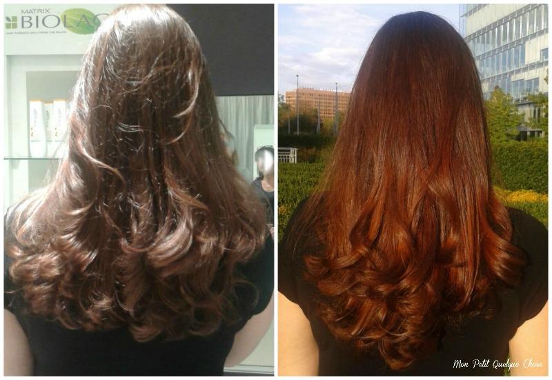 Ma routine cheveux 2014