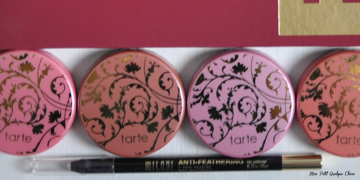 "Mes ""petits"" achats chez Cosmetics Obsession!"