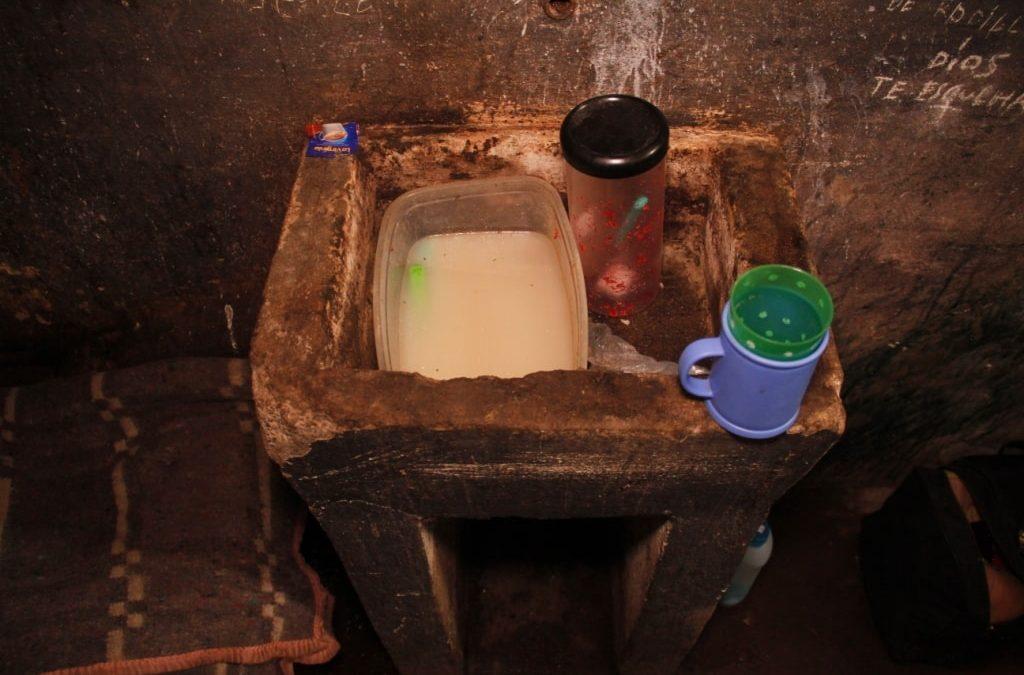 EL HAMBRE ES TORTURA Desabastecimiento en las cárceles bonaerenses: no hay comida