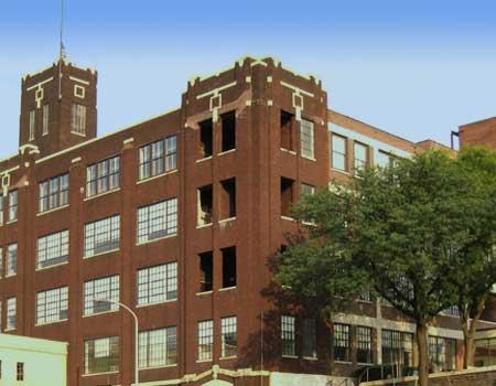 Historic Building Renovation