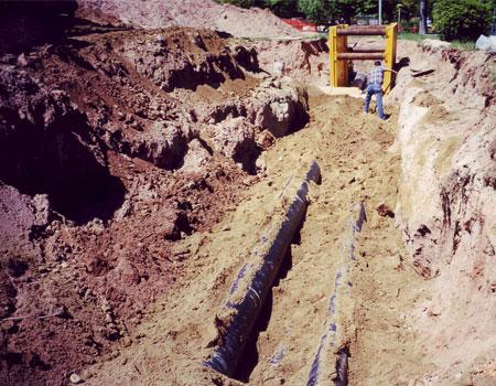 Underground Site Utilities