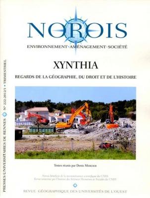 Norois n°222, Xynthia : regards de la géographie, du droit et de l'histoire