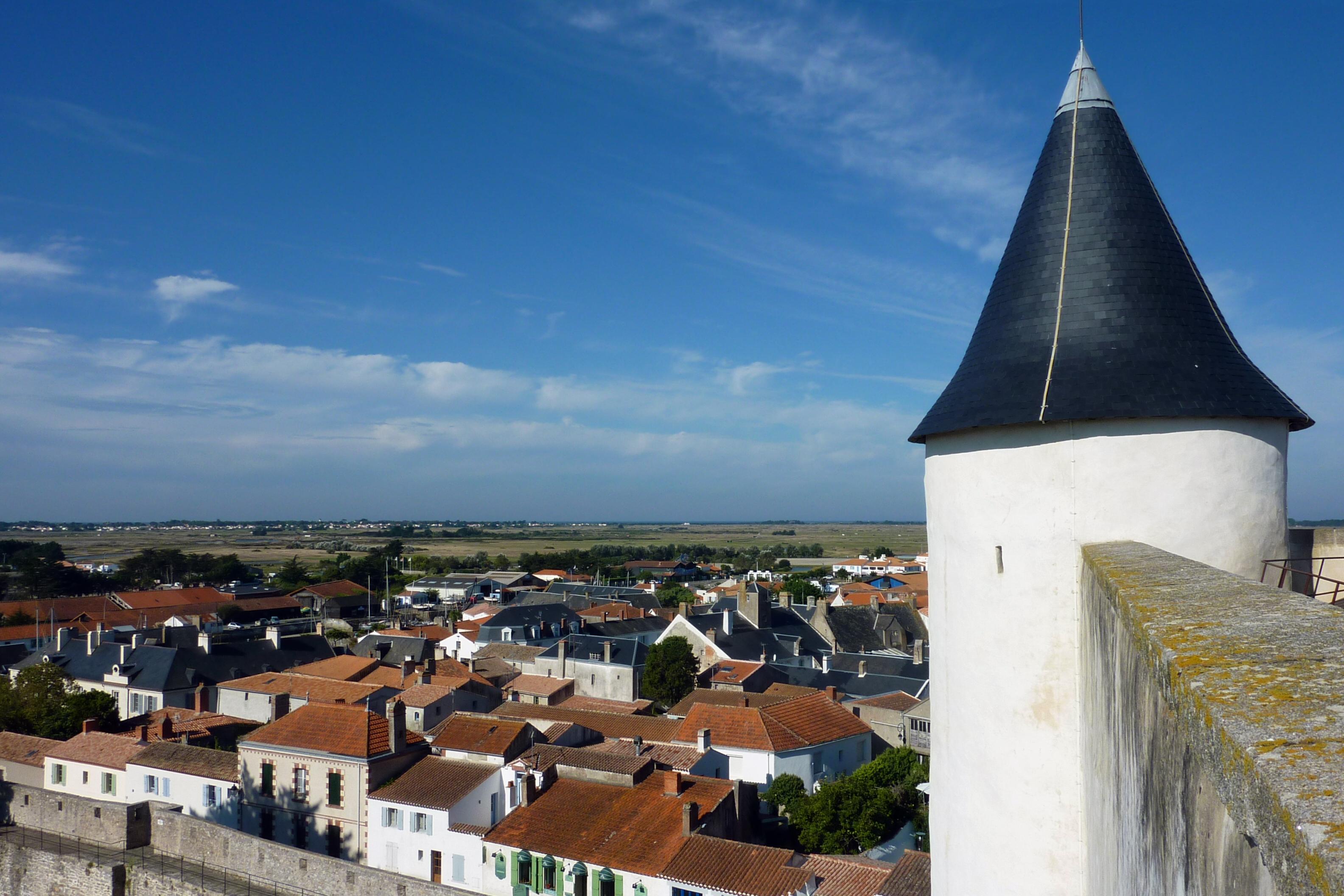 Noirmoutier par Patrick Despoix (source : Wikipédia)