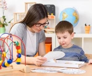 Professor Mestre Autismo