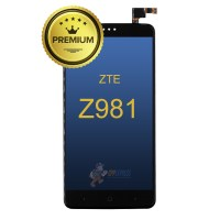 ZTE-981-LCD-Assembly-Wout-Frame-Black