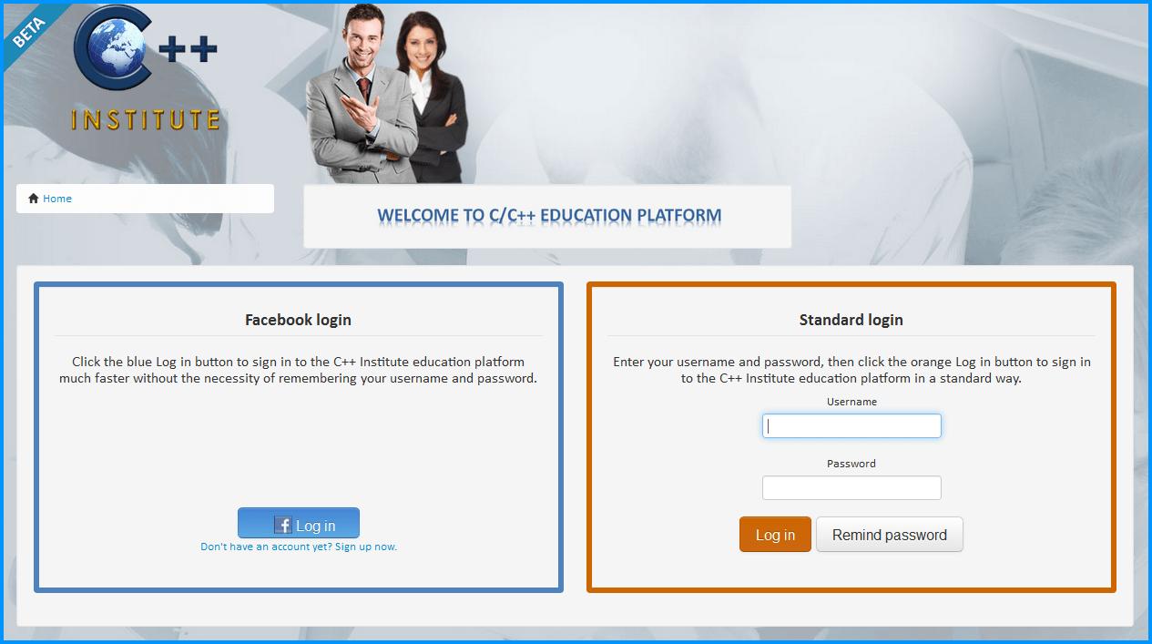 C C Edu Platform C Institute C C Certification And