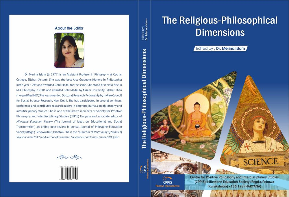 The Religious Philosophical Dimensions (Book)