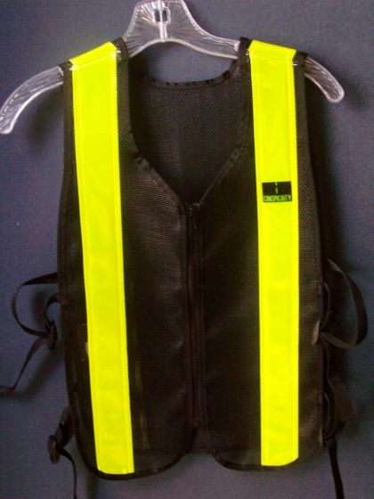 Yellow See Me Vest