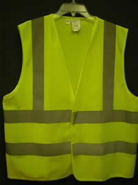 Economy Vest Safety Green