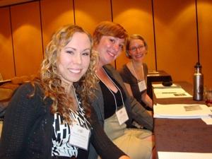 Danielle, Erin, Gina