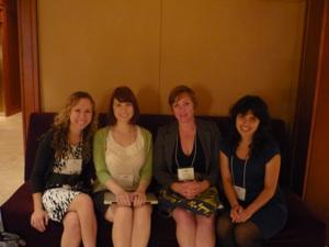 Danielle, Harmony, Erin and Jesica