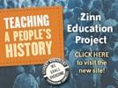 Zinn Education Project Logo