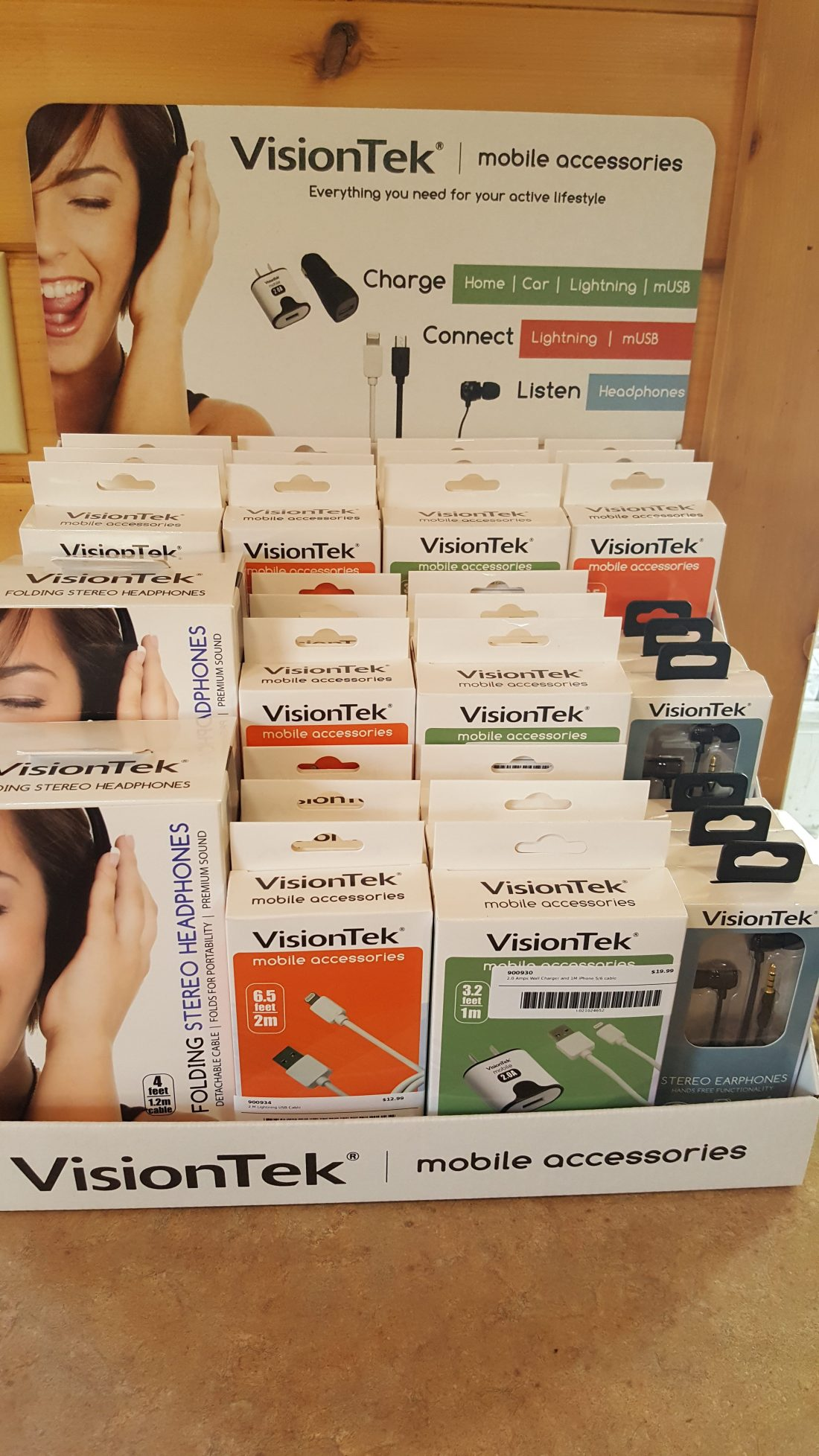 VisionTek Mobile Accessories