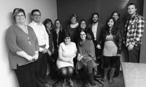 CPRS Manitoba Board of Directors, Fall 2016