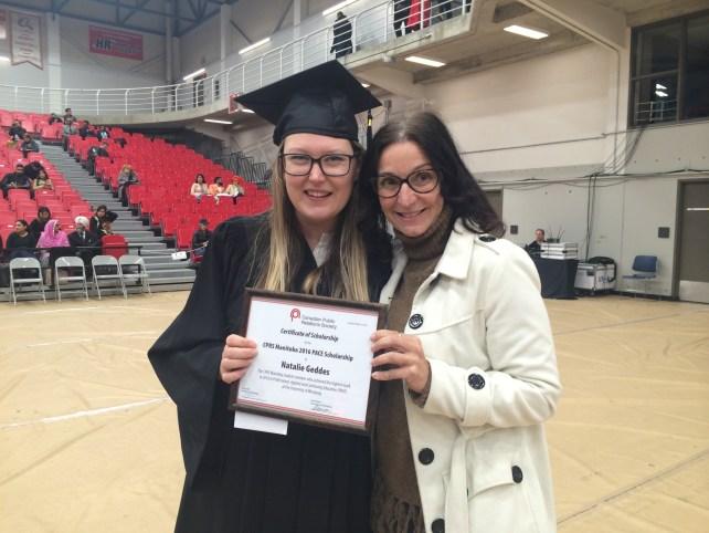 PACE Scholarship-Natalie Geddes