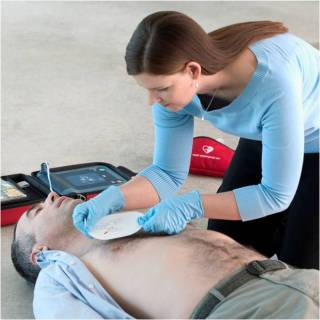 using aed 2